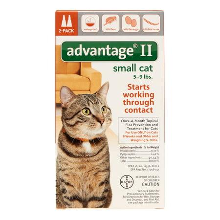 advantage flea for cats reviews
