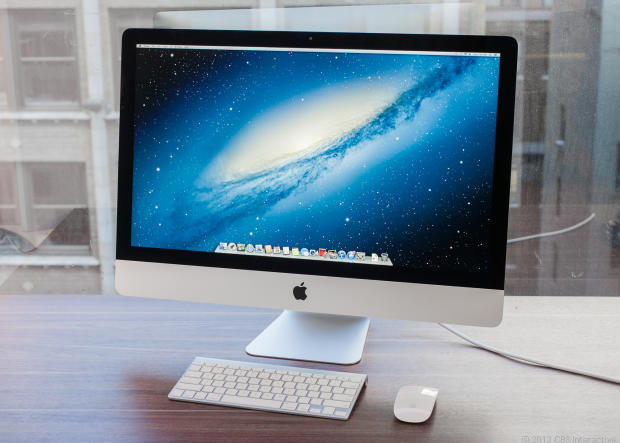 imac 21.5 inch 2.7 ghz review