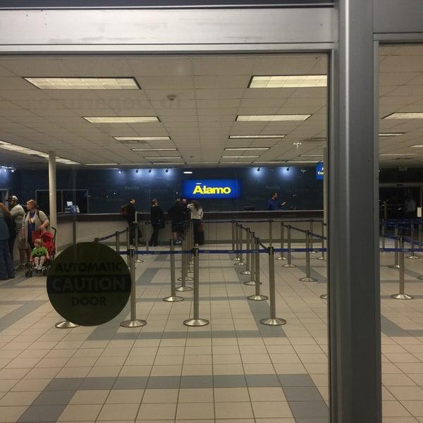 sanford airport car rental reviews