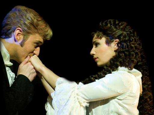 phantom of the opera west end review