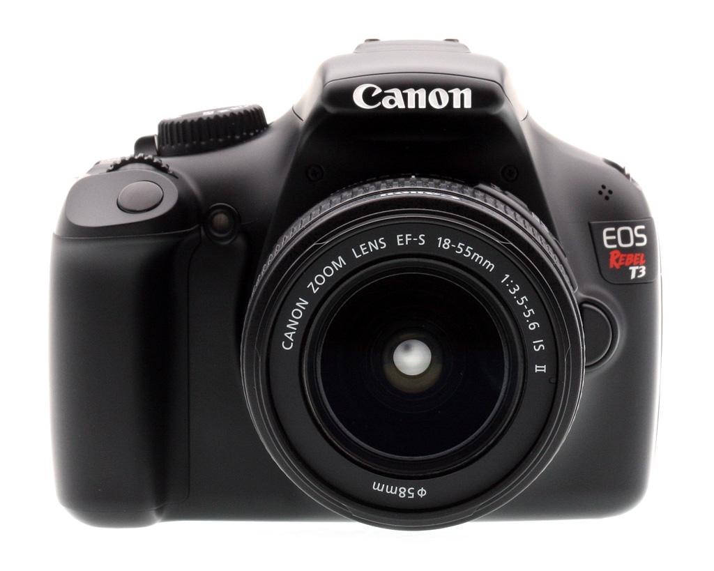 canon eos rebel t3 12.2 mp dslr camera review