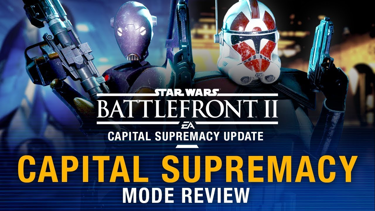 star wars battlefront 2 review youtube