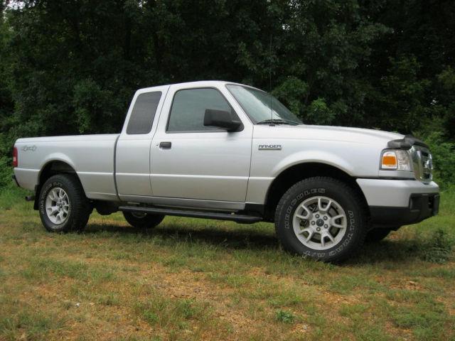 2007 ford ranger xlt review