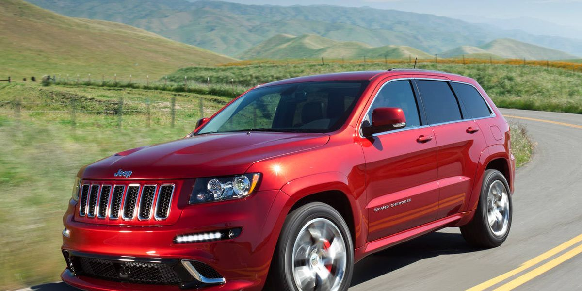 jeep srt8 review top gear
