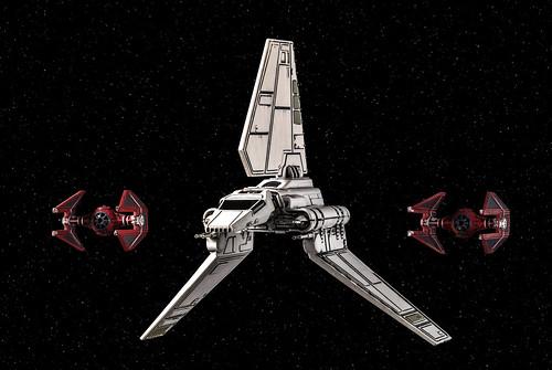 x wing lambda shuttle review
