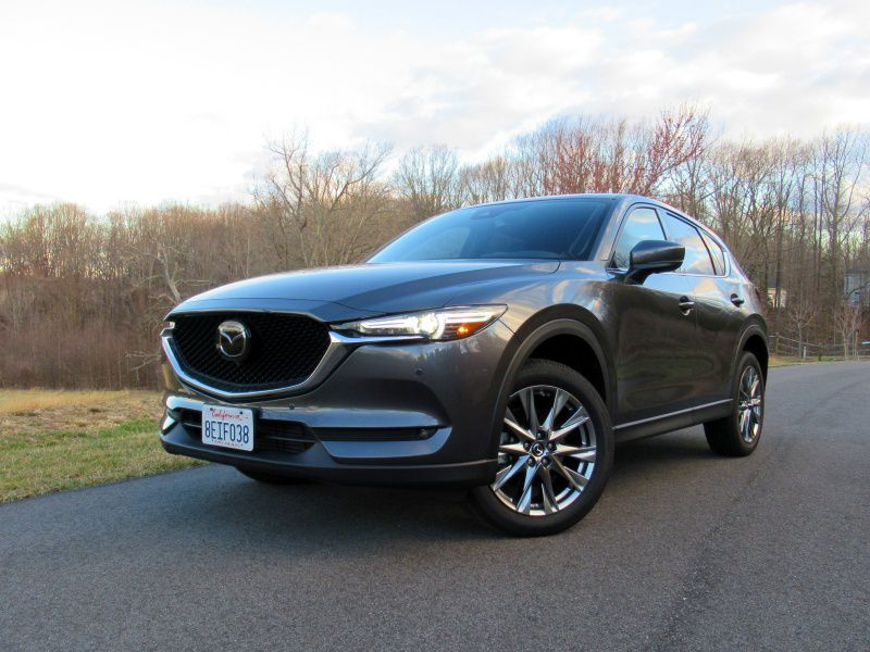 cx 5 off road review