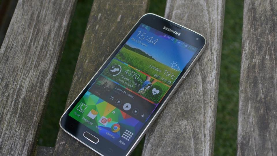 samsung galaxy s5 battery review