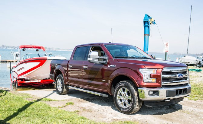 ford f150 trailer backup assist review