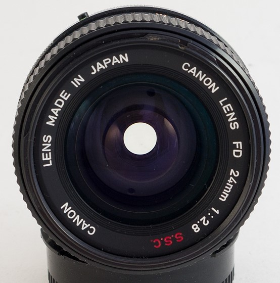 canon 24mm f2 8 review