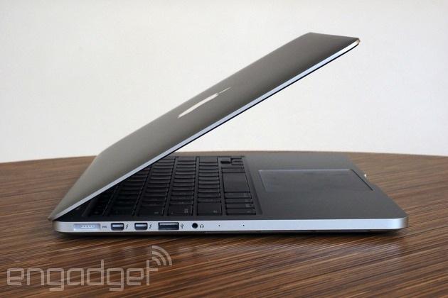 macbook pro retina 13 review engadget