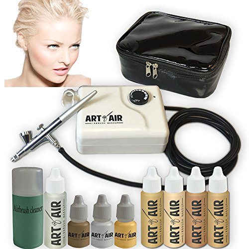 luminess airbrush tanning kit reviews