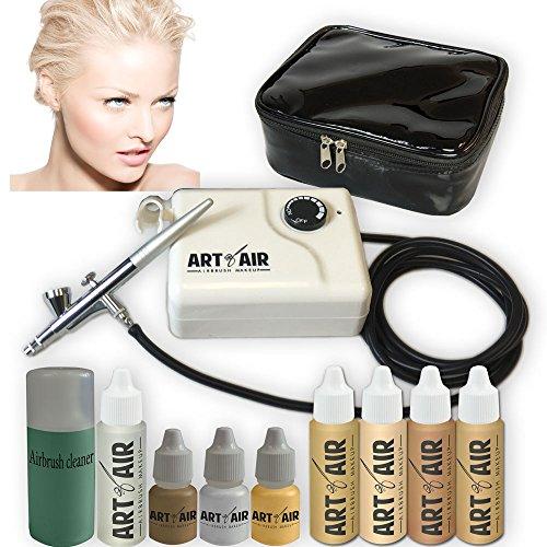 luminess airbrush tanning kit reviews