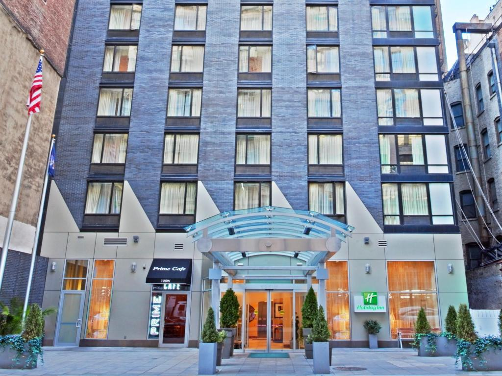holiday inn express 5th avenue reviews