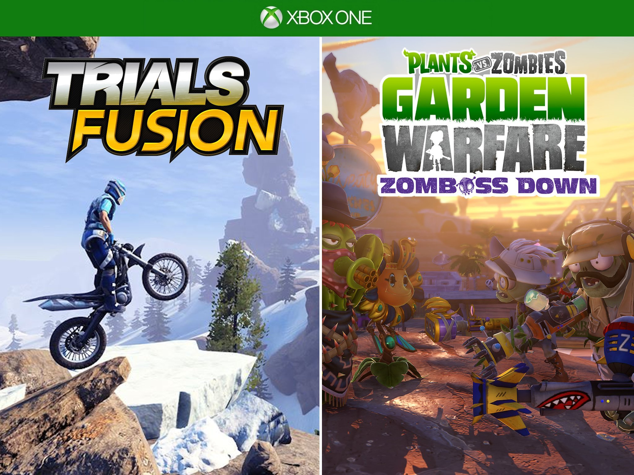 garden warfare xbox 360 review