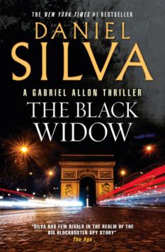 daniel silva the black widow review
