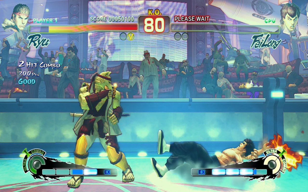 ultra street fighter 4 review ps4