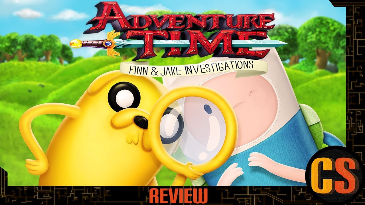 adventure time finn and jake investigations ps4 review