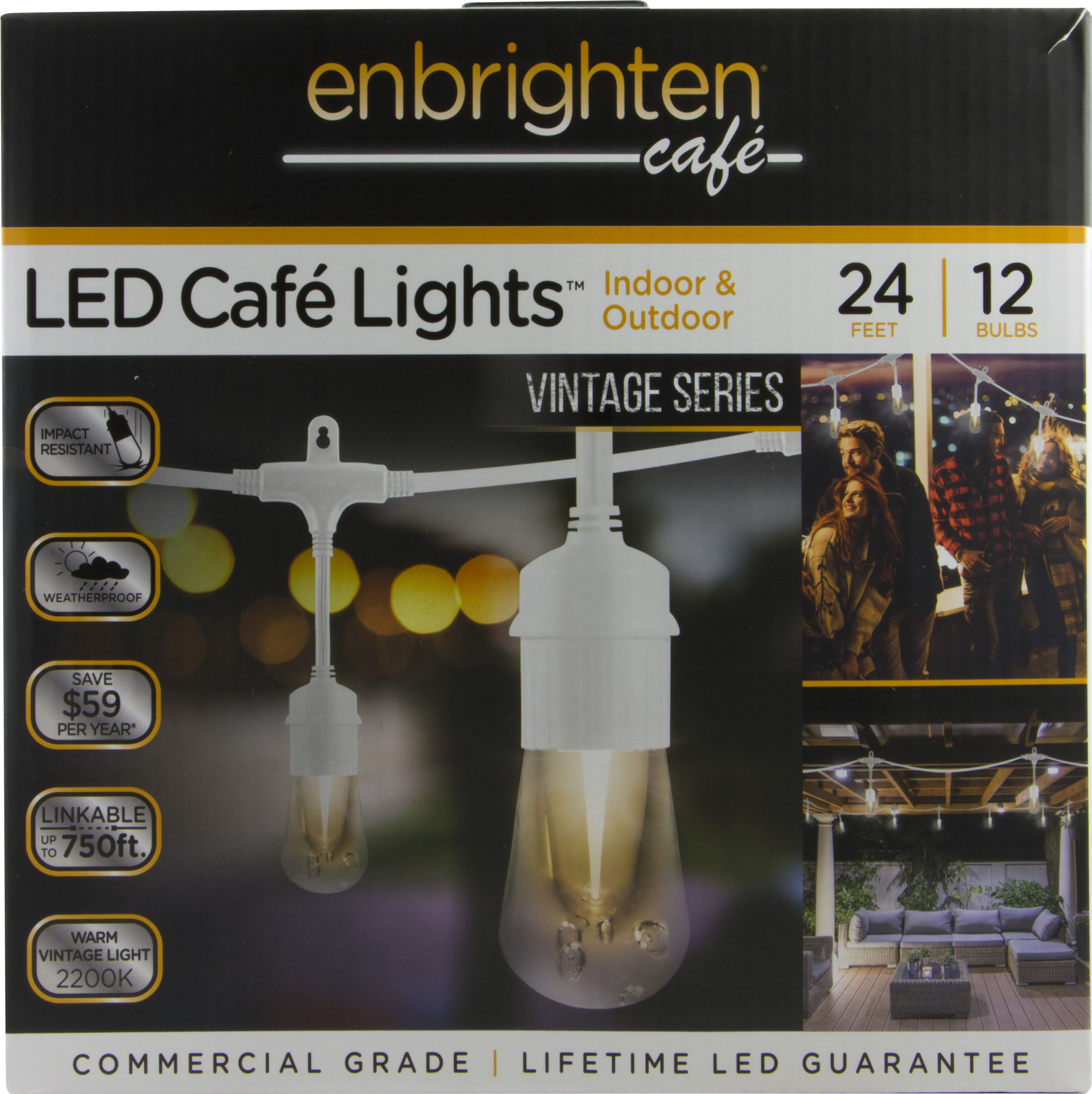 enbrighten cafe led lights review