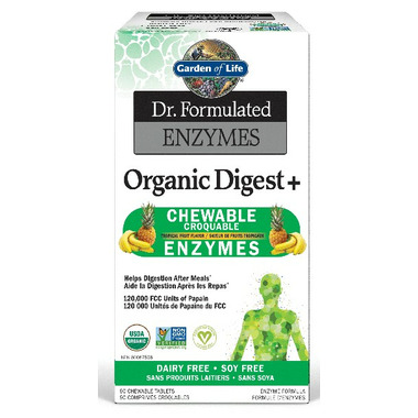 garden of life enzymes reviews