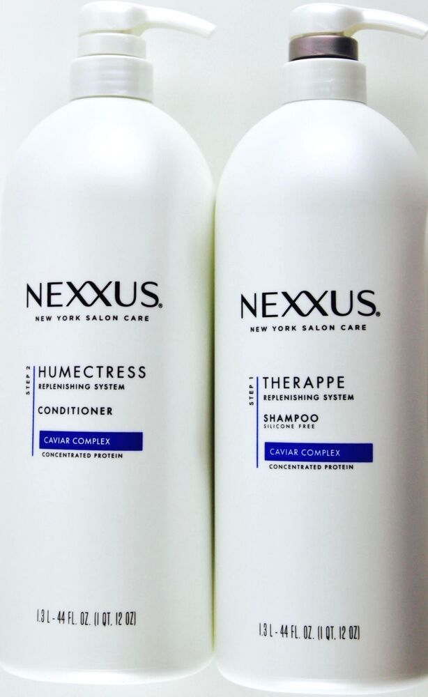 nexxus therappe replenishing shampoo review