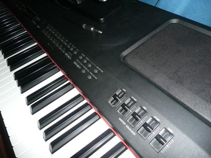 yamaha cp300 review keyboard magazine