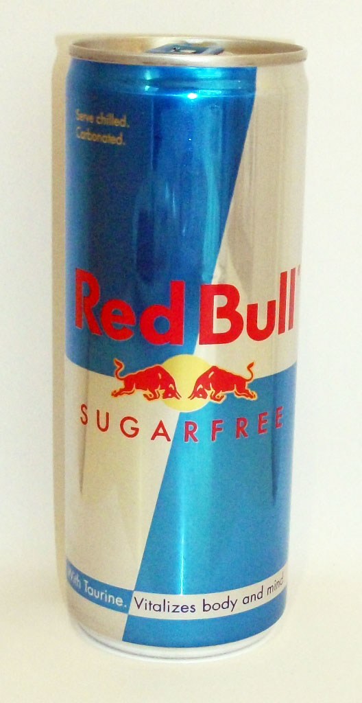 red bull sugar free review