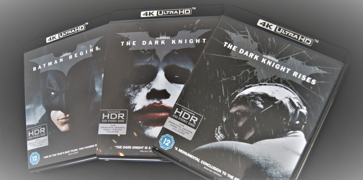 dark knight trilogy blu ray review