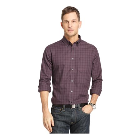 van heusen dress shirts review