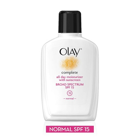 oil of olay complete spf 15 reviews