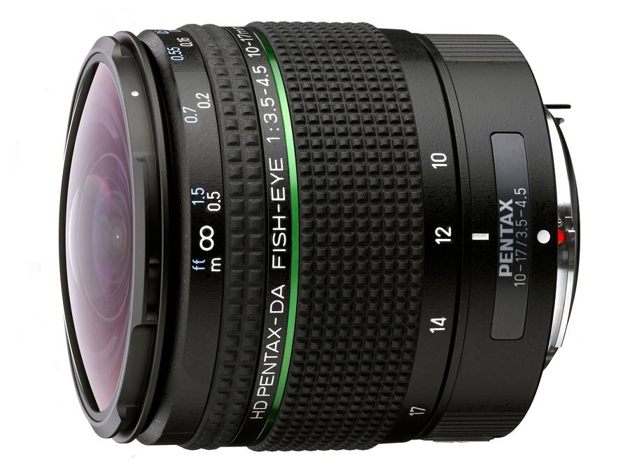 pentax 10 17mm fisheye review