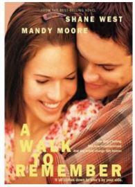 a walk to remember movie review essay