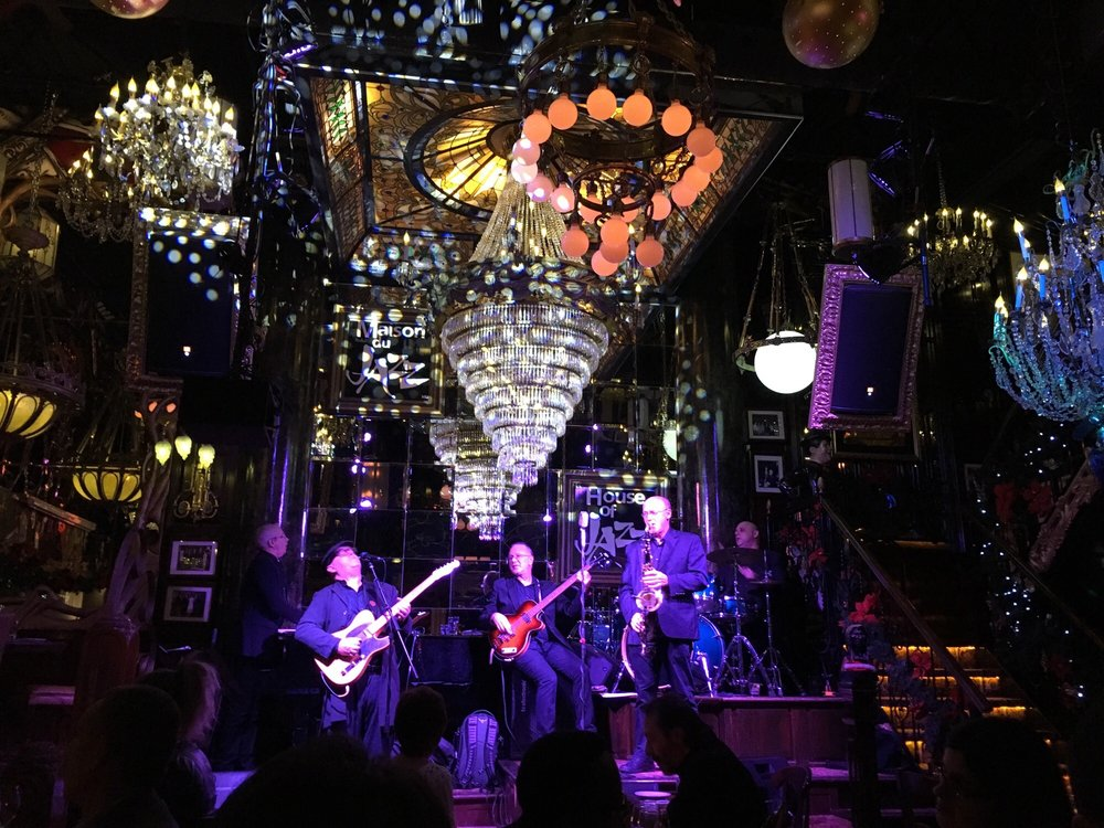 house of jazz laval reviews