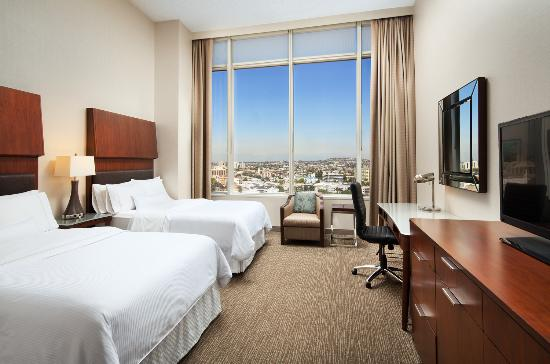 westin hotel long beach ca reviews