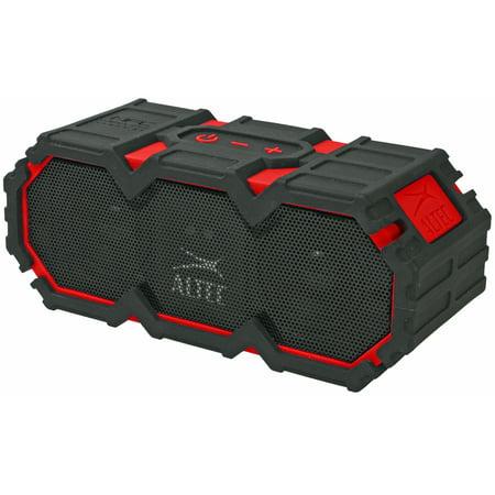 altec lansing life jacket waterproof bluetooth speaker review