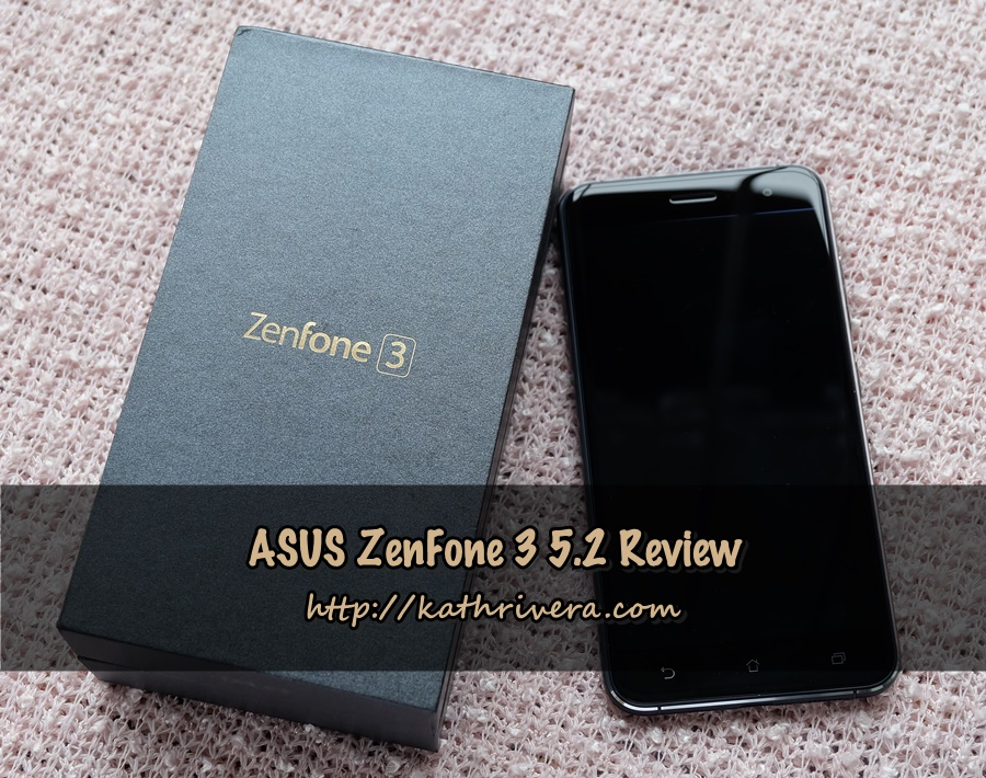 asus zenfone 3 5.2 review