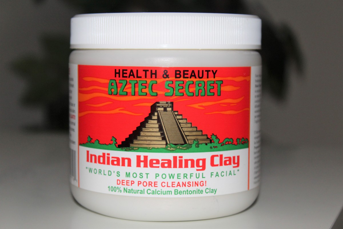 aztec indian healing clay review