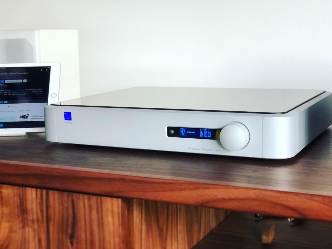ps audio directstream junior review