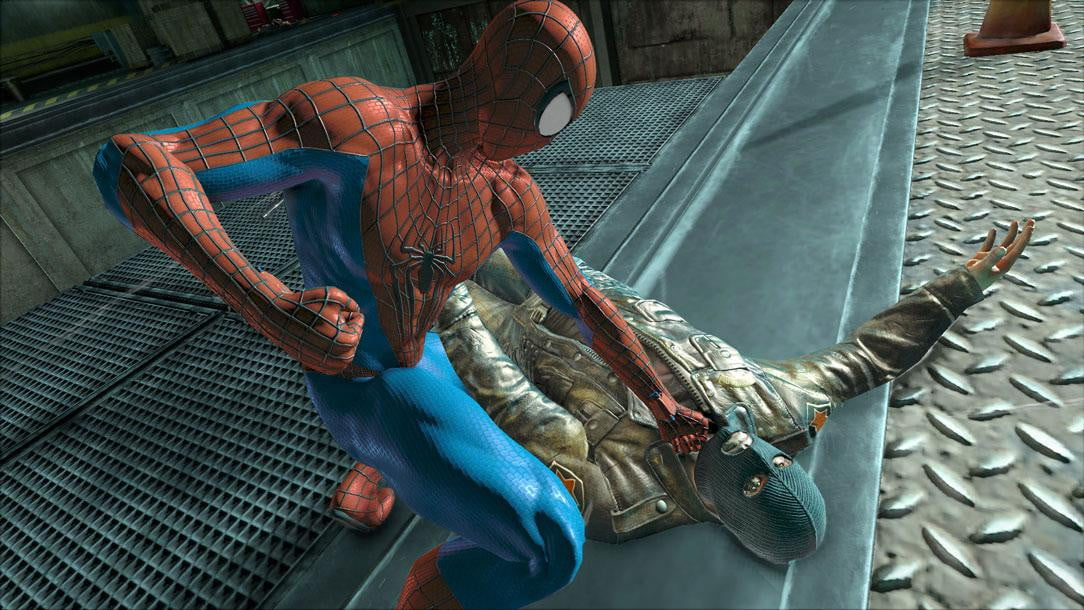 amazing spider man game review