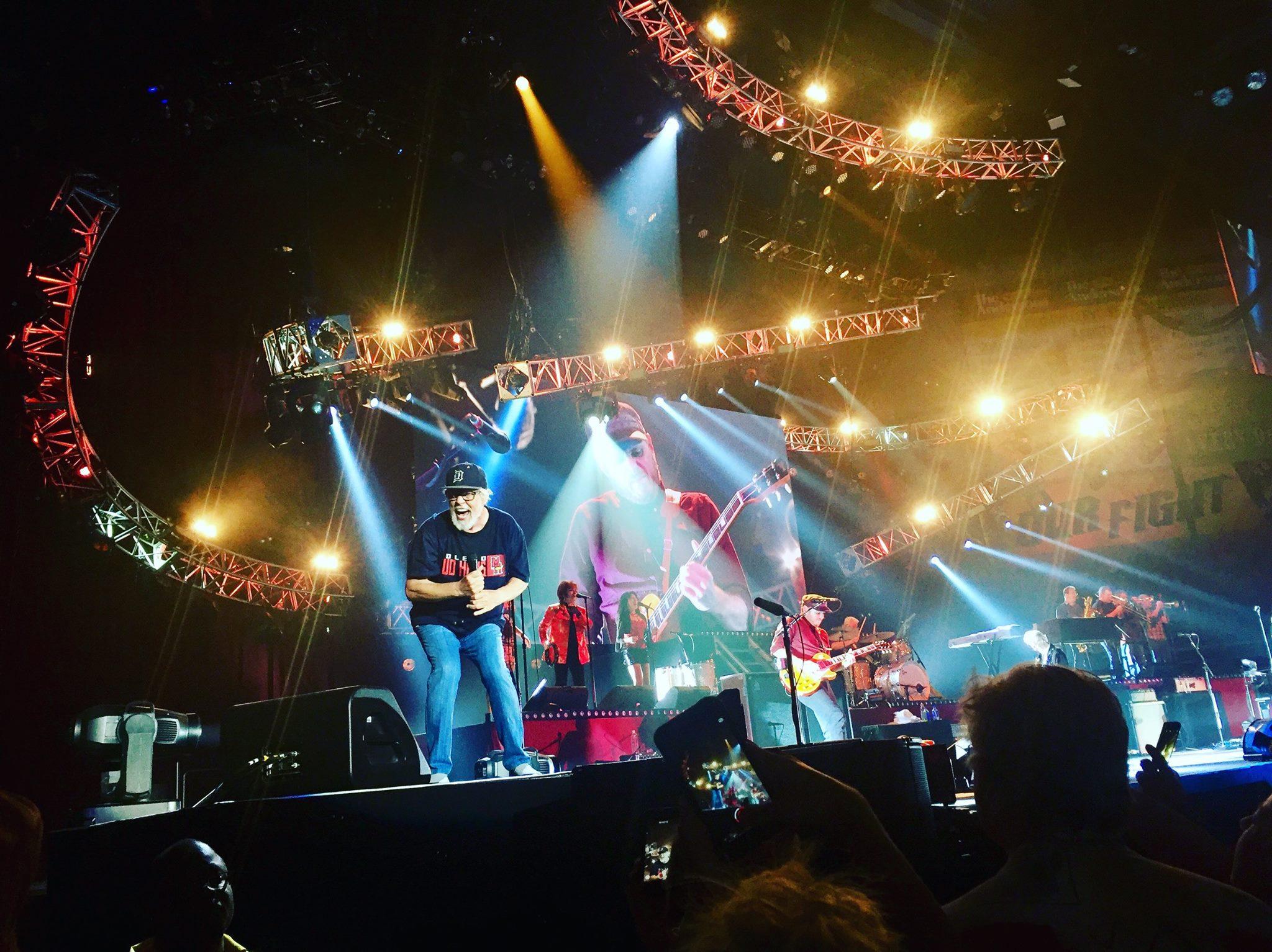 bob seger concert reviews 2017