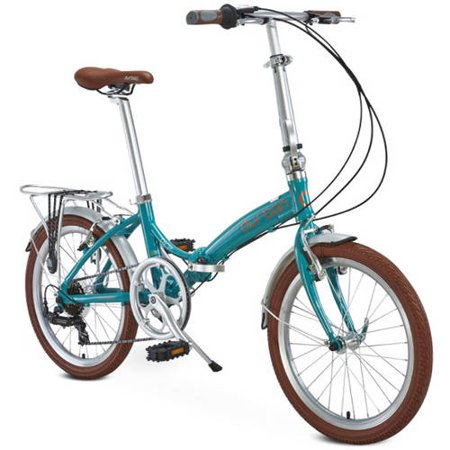 durban street folding bike review