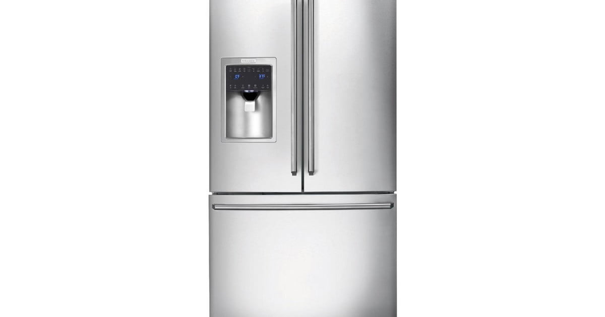 electrolux french door refrigerator reviews
