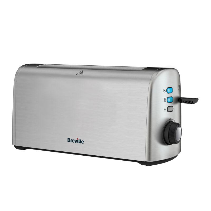 4 slice long slot toaster reviews