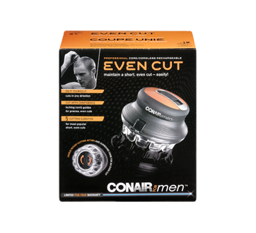 conair for mens even cut review
