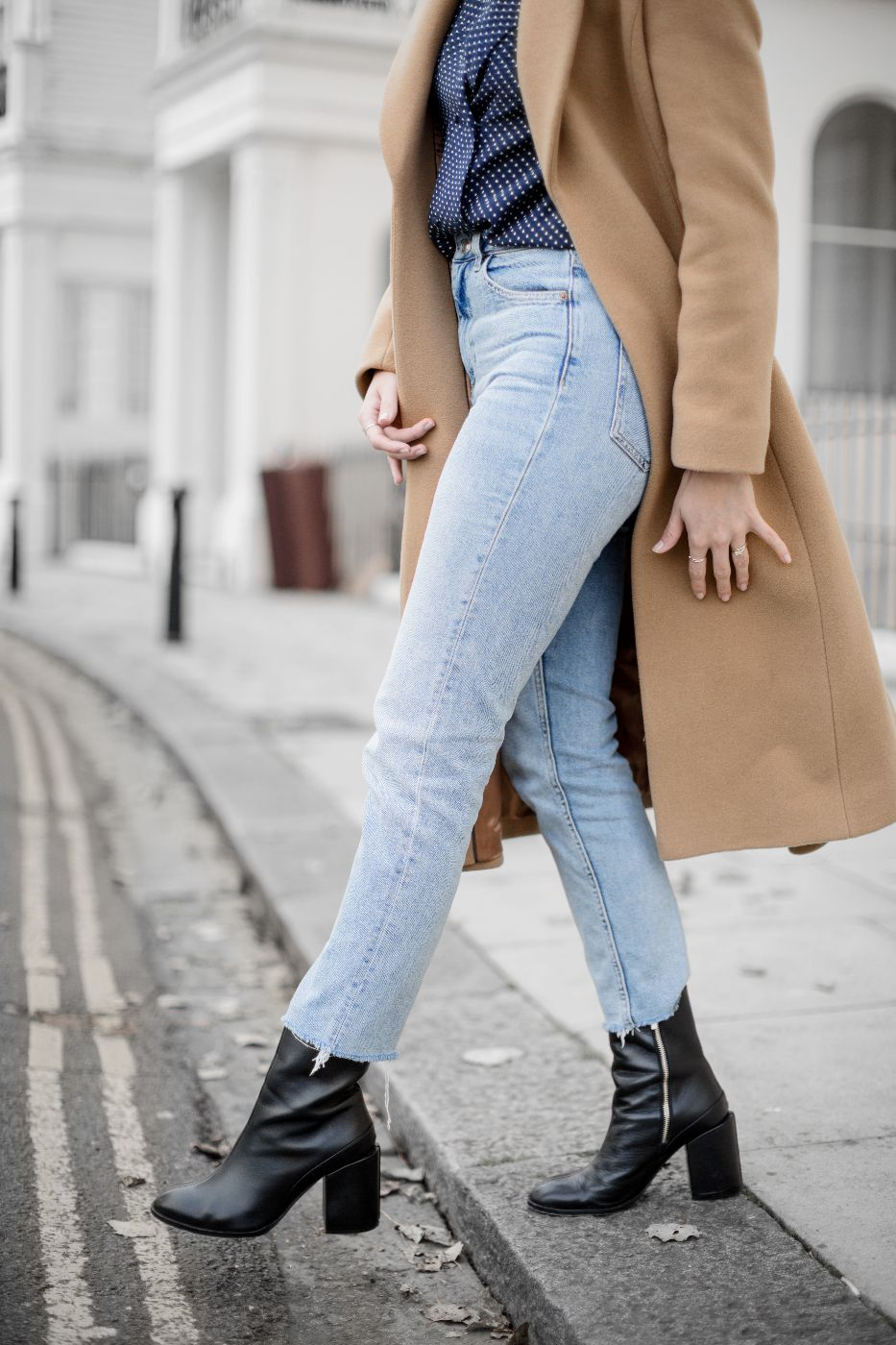 topshop straight leg jeans review