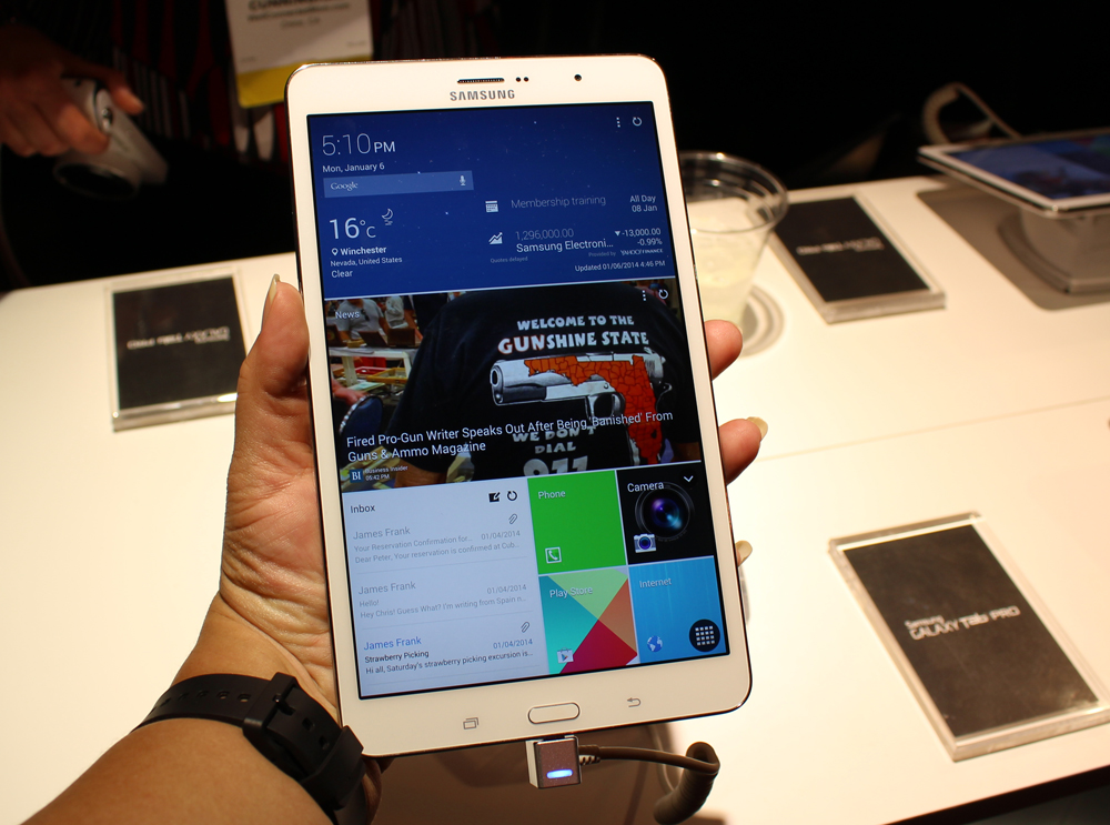 tab pro 8.4 review