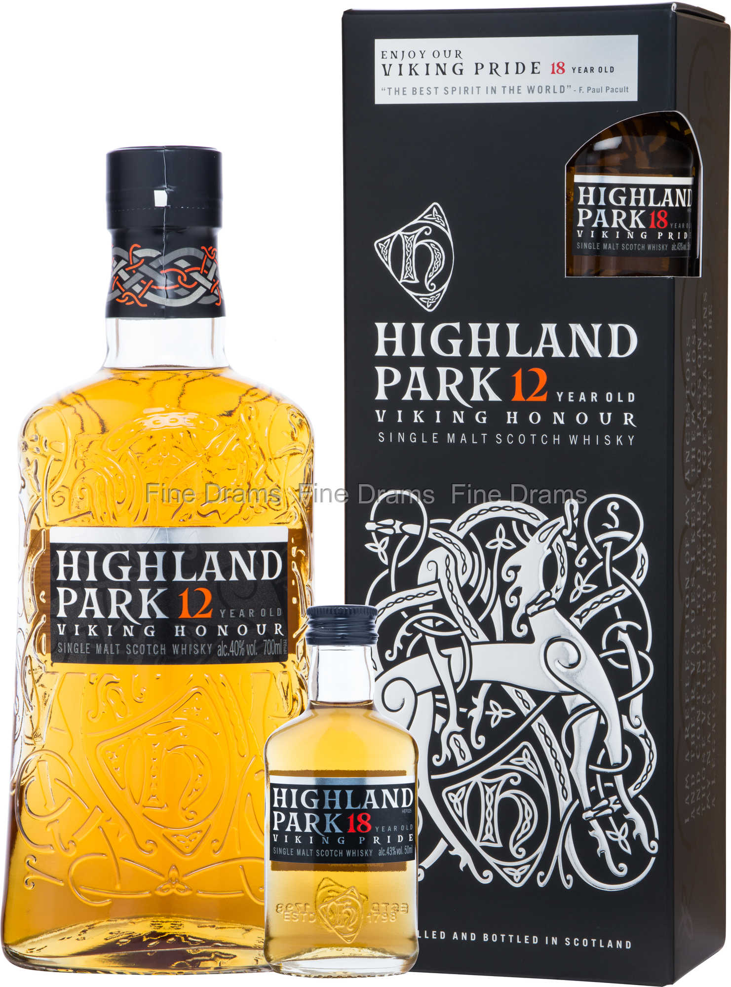 highland park viking honour review