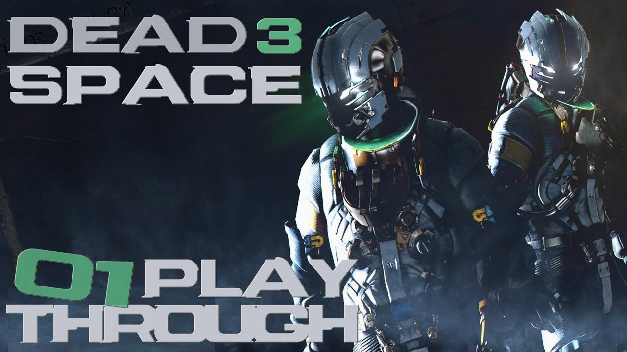 dead space 3 coop review