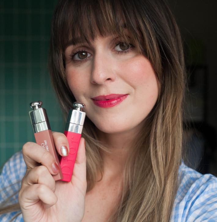 dior addict lip tattoo review