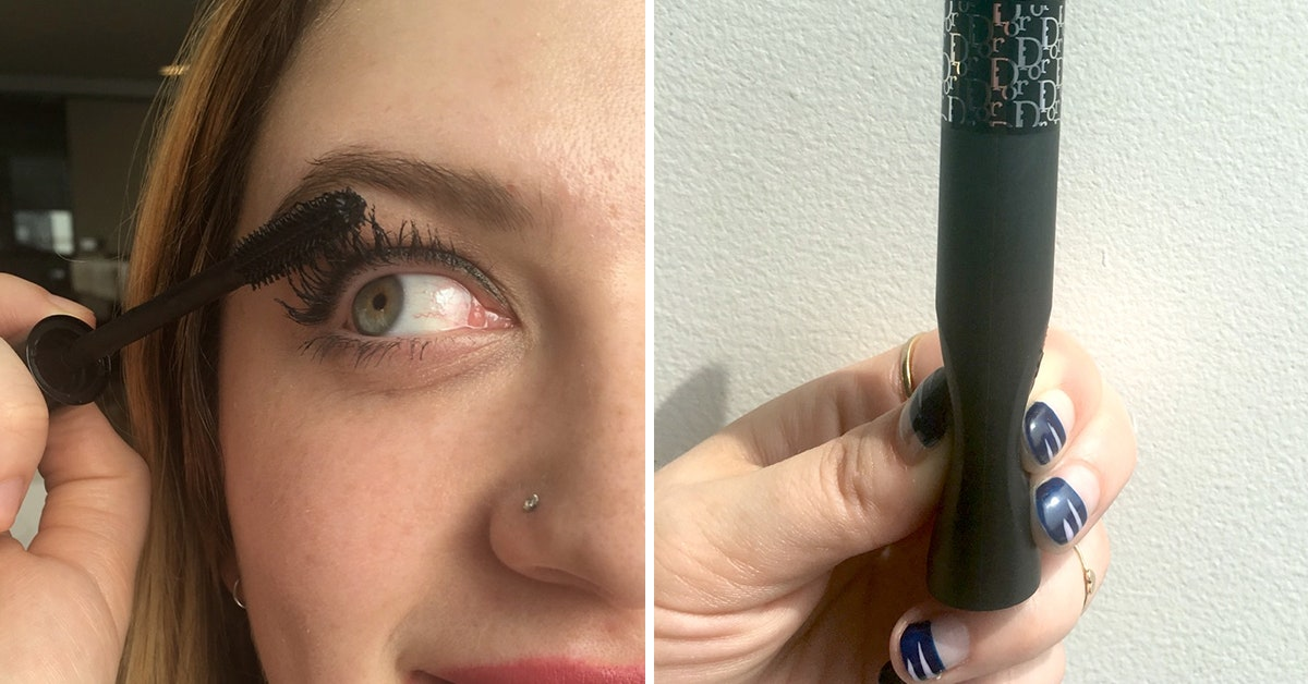 dior diorshow pump n volume mascara review