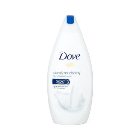dove deeply nourishing body wash review
